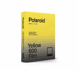 Polaroid 600 Duochrome, Black & Yellow Edition