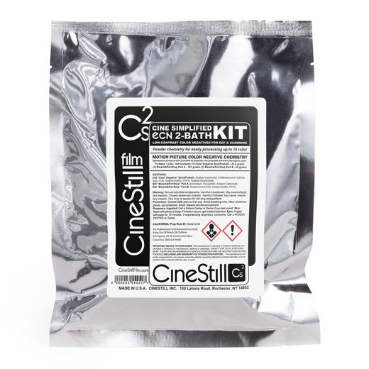 Cinestill Cs2 Cine Simplified ECN Powder Kit, 1L
