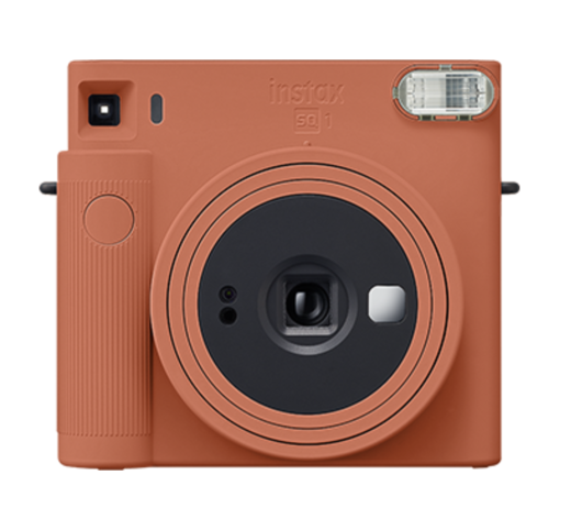 Fujifilm Instax Square SQ1, Terracotta Orange
