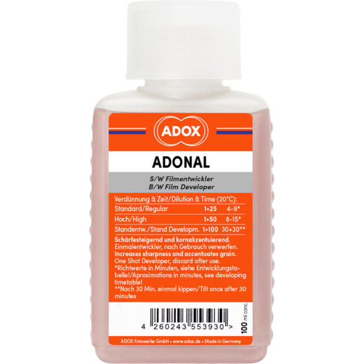 Adox Adonal filminkehite, 100ml