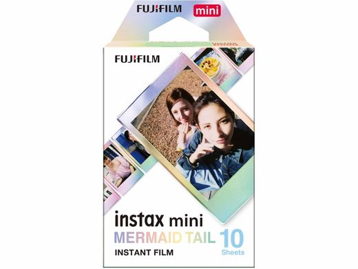 Fujifilm Instax Mini pikafilmi, Mermaid Tail