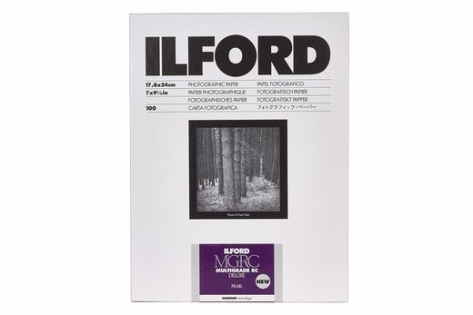 Ilford Multigrade IV RC Deluxe Pearl NEW