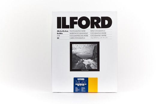 Ilford Multigrade IV RC Deluxe Satin