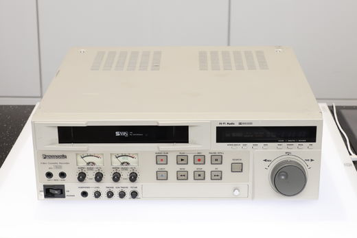 Panasonic AG-7350E, Super VHS