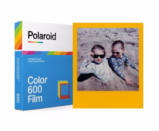 Polaroid 600 värifilmi, Color Frame