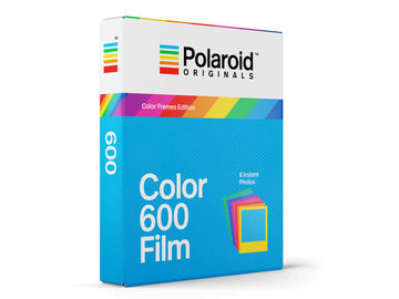 Polaroid Originals 600 värifilmi Color Frame