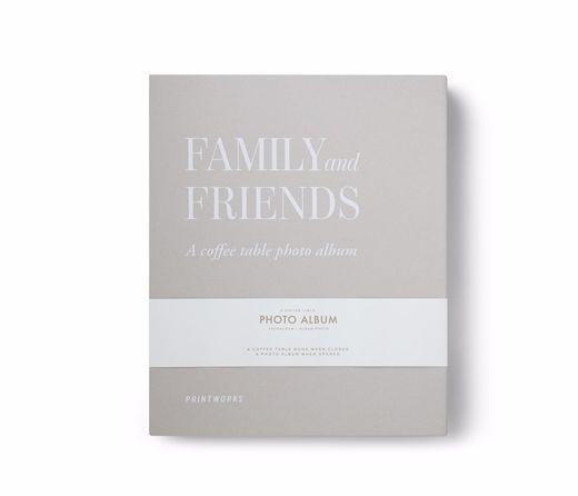 Printworks Family and Friends, Large